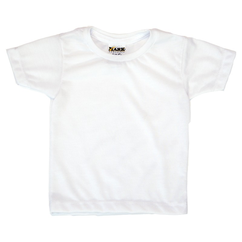 PLAYERA CUELLO REDONDO SUBLIT'S JUNIOR BLANCO