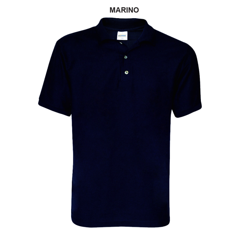 Playera Polo Junior Marino