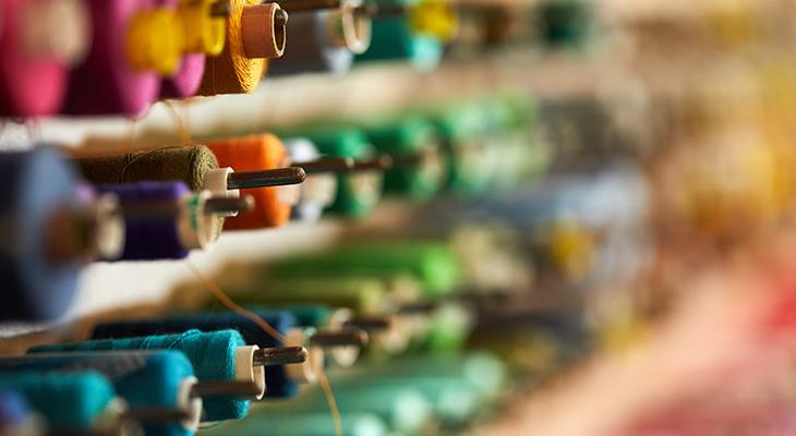 Conoce la diferencia entre un hilo de algodón y poliéster