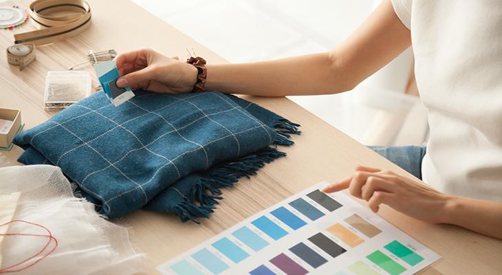 ¿Sabes en qué consiste el diseño textil?