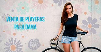 Venta de Playeras para Dama
