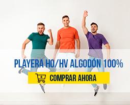 Venta Mayoreo Playeras de Algodón